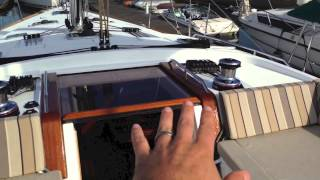 New Jeanneau Yacht 53 Sailboat for sale in California By: Ian Van Tuyl at Cruising Yachts