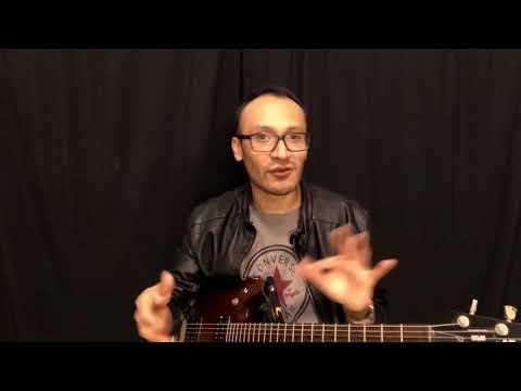 ARMONIA MODERNA para Guitarristas Ep1