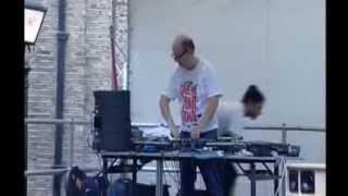 David Rodigan,Live The Vibe Bar@The Brick Lane Festival London Sir David Rodigan