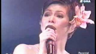 Regine Velasquez R15 You are my song Part 10