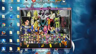 Dragon ball z  raging blast mugen