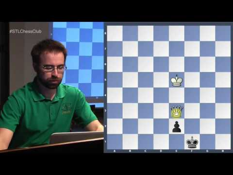 Queen vs. Pawn on the Seventh Rank | Strategy Session with Jonathan Schrantz