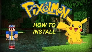 *Fastest way*How To Download/Install Pixelmon!!! 1.8.9