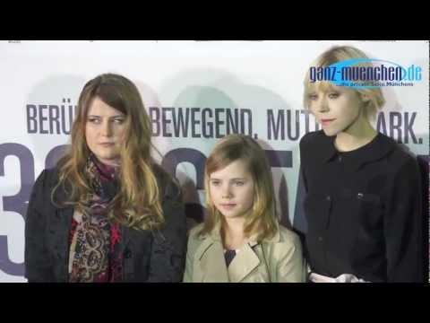 """Natascha Kampusch Filmpremiere """"3096 Tage"""" im mathäser, München am 26.02.2013"""