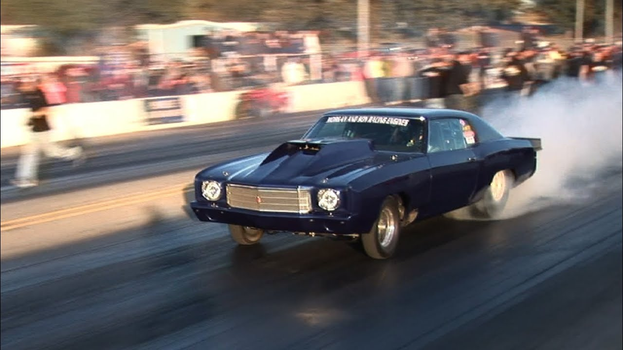 Okc Big Tire No Prep Action With Street Outlaws Youtube
