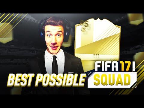 FIFA 17 SQUADBUILDER - DAS BESTE TEAM IN FIFA 17!! | FIFA 17 ULTIMATE TEAM (DEUTSCH)