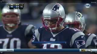 Tom Brady's Comeback Drive Against The Saints (2013)