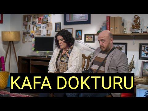 Vodafone TV'nin İlk Dizisi KAFA DOKTURU Oyuncularıyla Dikkat Çekiyor!