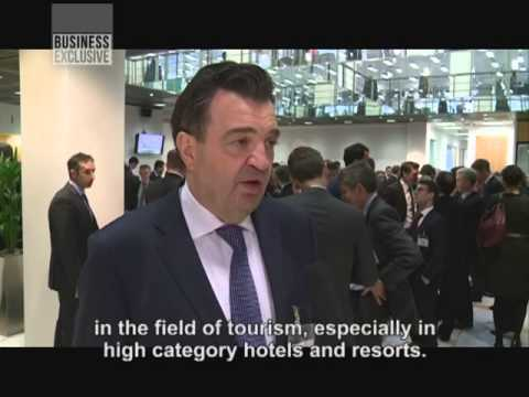 Investing in Western Balkans, EBRD forum London, Atlas TV
