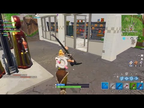 acting like a fortnite scammer and threatening kids