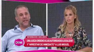 El ex representante de Luis Miguel contó cómo era el canta...