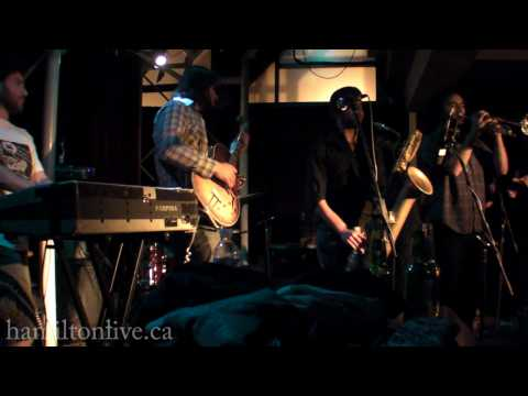 The Budos Band - Budos Rising - Live at Pepper Jacks in Hamilton, Ontario