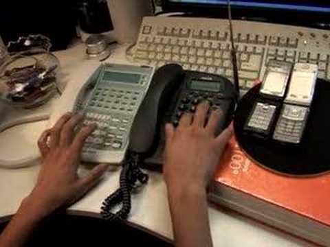 telephone music