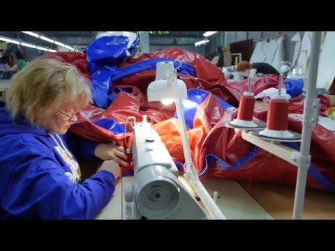 ATTRO - надежные и прибыльные надувные аттракционы