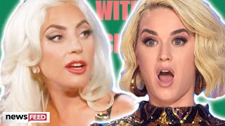 Fans Accuse Lady Gaga Of Using Katy Perry Song In 'Sour Candy' Ft. Blackpink!