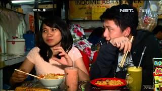 Late Dinner Mie Pedes Abang Adek di Grogol - NET24