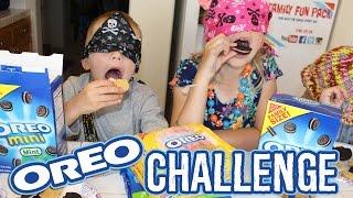 Oreo Challenge thumbnail