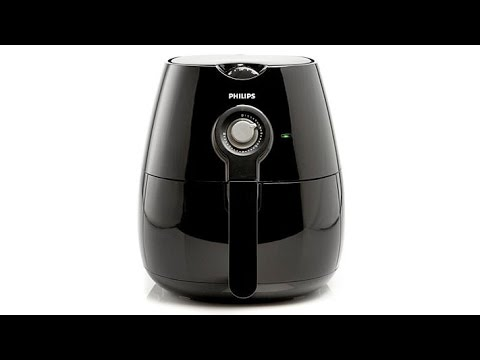Philips AirFryer with Recipe Booklet