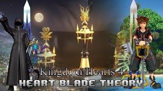 Kingdom Hearts IV (4) Heart-Blade Theory