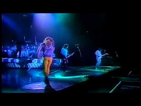 Van Halen - Black And Blue (Live In Tokyo, Japan 1989) WIDESCREEN 720p