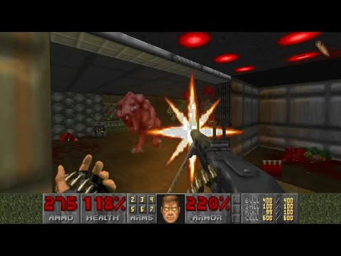 Ultimate Brutal Arsenal (Brutal DOOM addon) (Alpha V02c) ... Gameplay