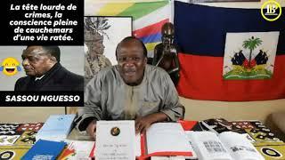 L' Agent et Néron Tropical Sassou Denis  Avait Enterré Vivant le Cardinal Émile Biayenda