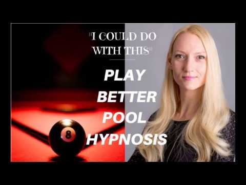 HYPNOSIS TO PLAY BETTER POOL – Guided Hypnotic Rest to Enhance Your Personal Pool Performance