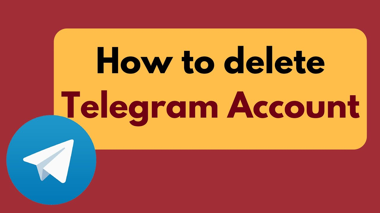 Image result for delete telegram