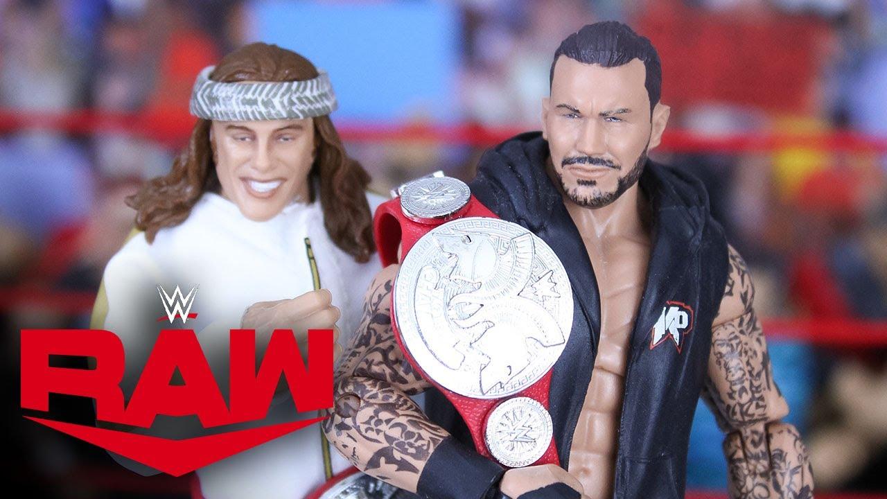 WWE Raw ReBooked | August 2, 2021 (WWE Figure Pic Fed)