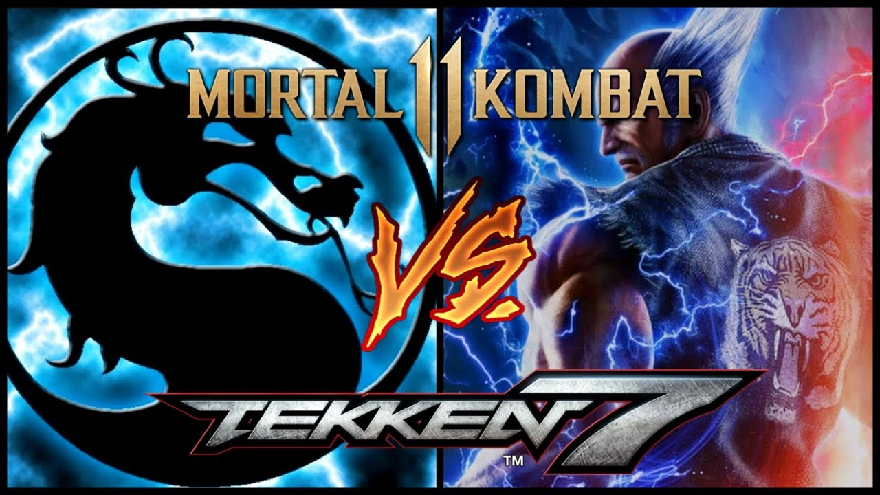Mortal Kombat 11 Vs Tekken 7 Graphics Comparisons Youtube