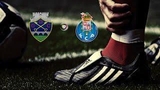 CHAVES 0-2 FC PORTO - I LIGA (DIRETO) CMTV