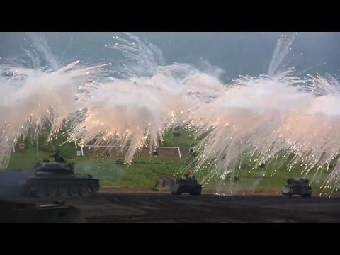 Japan's ground self-defense forces start annual exercise