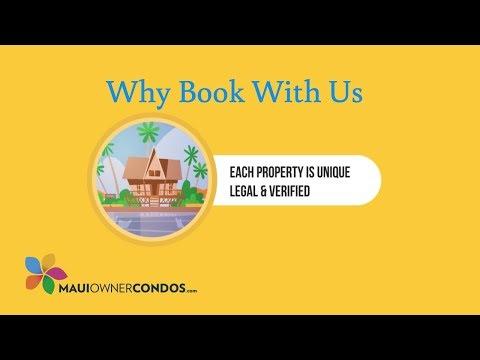 MauiOwnerCondos.com: Why Book With Us