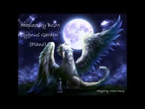 Maplestory BGM - Cygnus Garden (Piano) (HD Sound Quality)