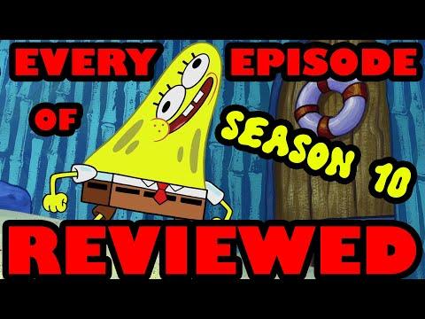 Every SpongeBob Season 10 Episode Reviewed!