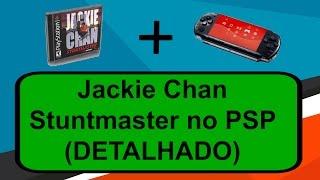 Jackie Chan Stuntmaster no PSP (DETALHADO)
