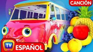 Canción de Colores – Las Ruedas del Autobús (Color Song  - Wheels) - ChuChu TV Canciones Infantiles