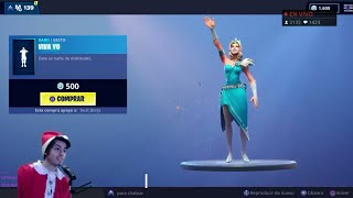THE * NEW * OF FORTNITE TODAY DAY DECEMBER 26 * NEW GESTURE/DANCE * LIVE I