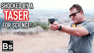 Shocked by a Taser - For Science!