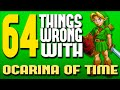 64 Things WRONG With Ocarina of Time (PARODY)