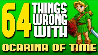 One of Really Freakin' Clever's most viewed videos: 64 Things WRONG With Ocarina of Time (April Fools)
