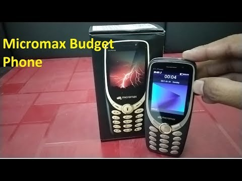 Budget Micromax(X1i Power) Phone Unboxing and Review 2019