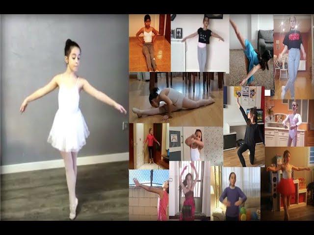 Día de la Danza - Conservatorio Elemental de Danza El Brocense.