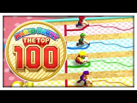 LE MINI-JEUX IMPOSSIBLE ! | MARIO PARTY THE TOP 100