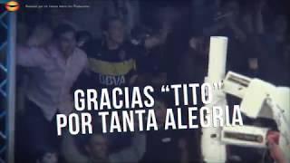 GUSTAVO TITO LEMOS - NOCHE HISTORICA EN TRES ARROYOS