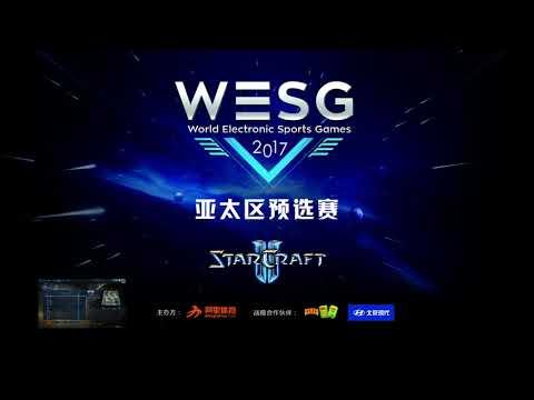 12月9日WESG韩国区预选赛DAY2(2) Dark(Z) vs Classic(P)