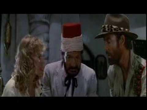 King Solomons Mines (1985) Clip 2