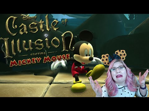 Disney's Castle of Illusion Staring Mickey Mouse | Underwater Adventure! [3] | Mousie