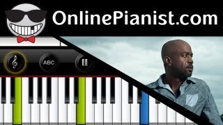 Darius Rucker - Wagon Wheel Piano Tutorial & Sheet Music