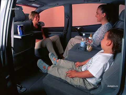 Chevrolet Rezzo Daewoo Tacuma